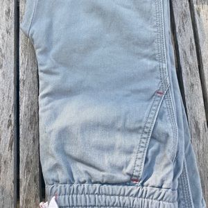 Mini Boden Pull on Chinos Size 6